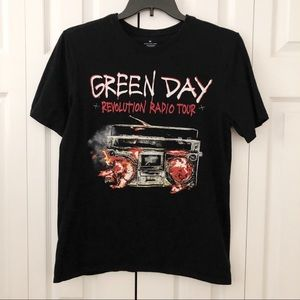Other - Green Day Revolution Radio Tour Graphic T-shirt M